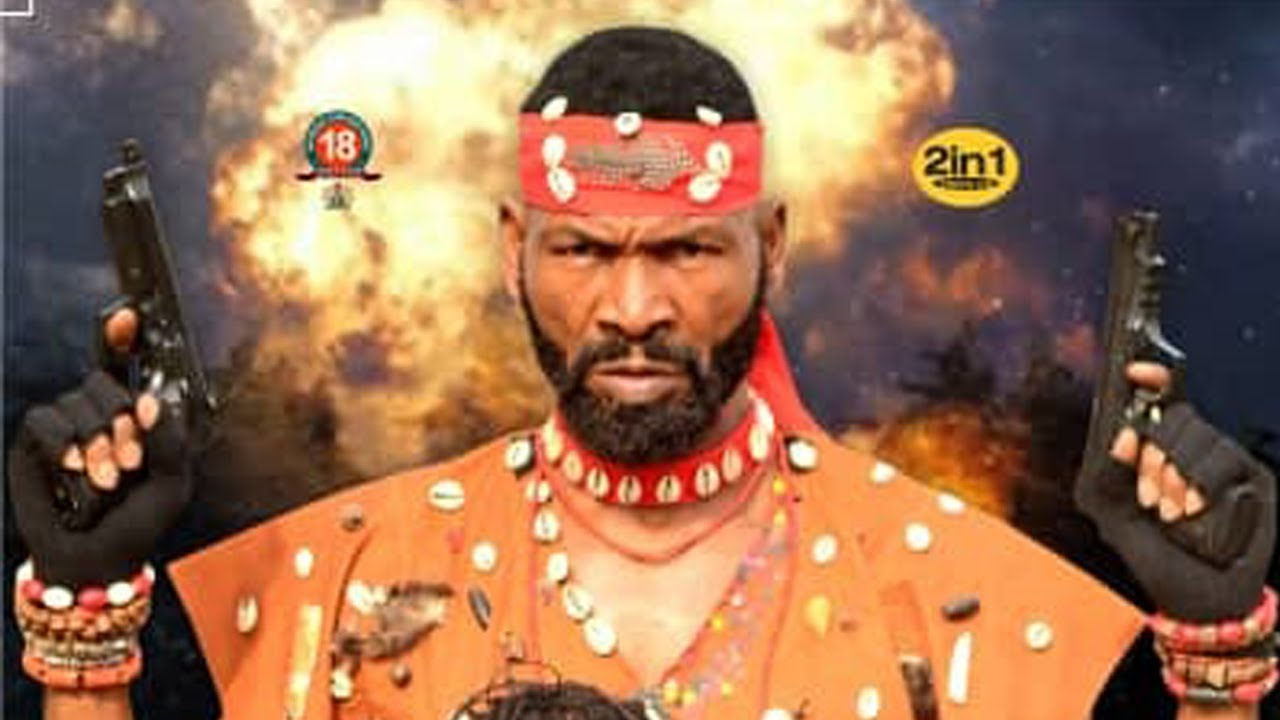 Download FLAME OF FIRE {COMPLETE MOVIE} - 2020 LATEST NIGERIAN NOLLYWOOD MOVIE