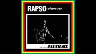 Brother Resistance - Star Warz Rapso (Rapso Take Over LP 1986)