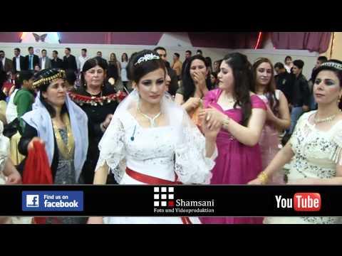Agiel & Hadya - Hochzeitsvideo - Halle(Westfalen)-Musik: Xesan - Shamsani Produktion ® 2013 - Part 2