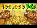 Bloons TD Battles - 100,000 ECO!!! (MOST INSANE CHALLENGE EVER! (AND I MEAN EVER(SERIOUSLY)))