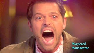 Supernatural Season 14 FULL GAG REEL EXTENDED SUPERCUT VS Real Life