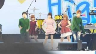 [FANCAM] 110421 IU - Good Day (좋은날)@Samsung Galaxy Nano City Concert