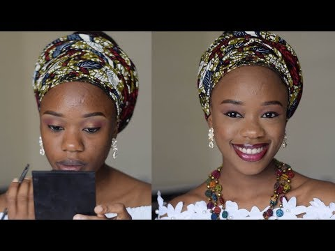 O wa n'be inspired tutorial (Simi- O wa n'be)