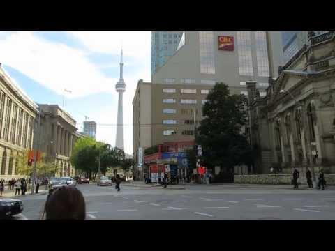 Downtown Toronto / Hockey Hall of Fame