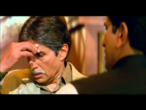 Bollywood Movie - Khakee - Patriotic Scene - Amitabh Bachchan - DCPs Faith Solid As Rock