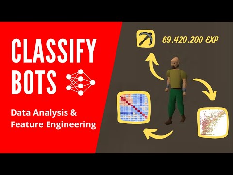 The Anatomy Of Runescape Bots   OSRS Bot Classification With Python And Machine Learning