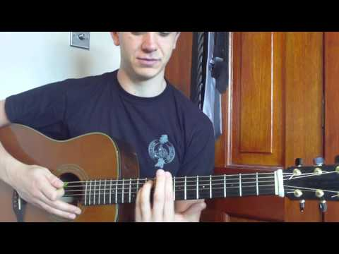 One More Night Guitar Lesson - Maroon 5 (TABS)