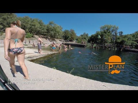 Piscina natural el lago jara z de la vera youtube for Piscina natural jaraiz de la vera