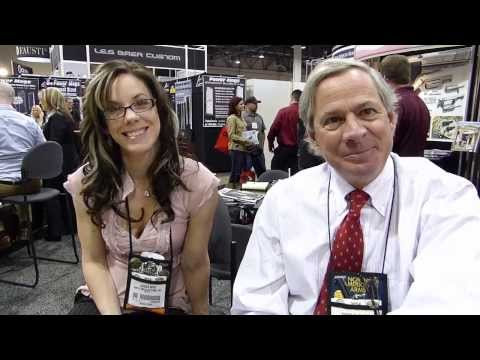 A Visit With North American Arms: SHOT Show 2014