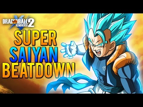 how to get super saiyan god 2 in xenoverse