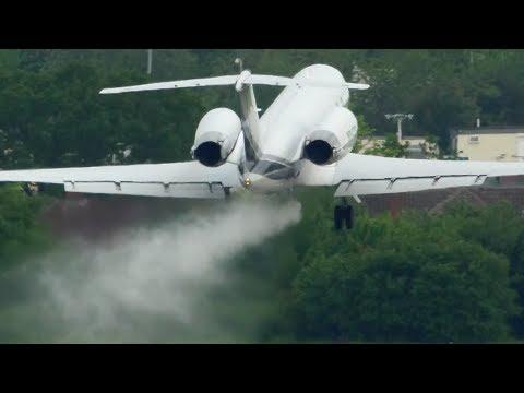 'Explosive' takeoff - Amazing!!