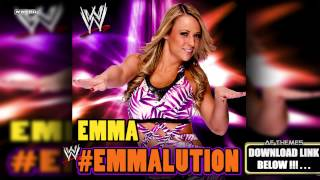 "WWE: ""#Emmalution"" (Emma) Theme Song + AE (Arena Effect)"