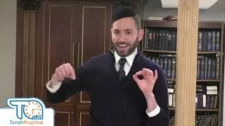 Thank You Hashem - R. Yosef Palacci - TorahAnytime.com