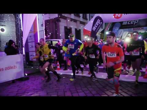 Night Run - Run full of emotions