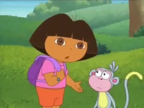 Dora the Explorer S2E15 Rapido Tico - YouTube