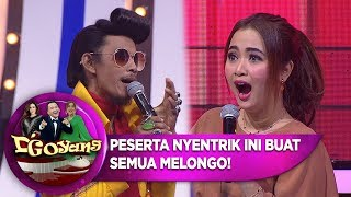 Download lagu ALI AKBAR PESERTA JAMBUL NYENTRIK YG BUAT MELONGO! - D'GOYANG (30/7)