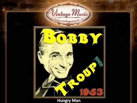 BOBBY TROUP CD Vintage Vocal Jazz. The Three Bears , Hungry Man , Chicago Dinah