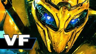 BUMBLEBEE Bande Annonce VF (2018) Film Transformers