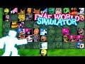 WE GOT ANIMDUDE!!   FNAF World Simulator