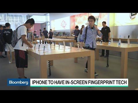 Apple Developing In-Screen Fingerprint Tech for IPhones