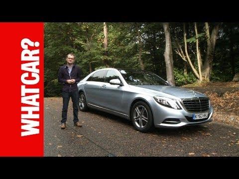 2013 Mercedes-Benz S-Class - What Car?