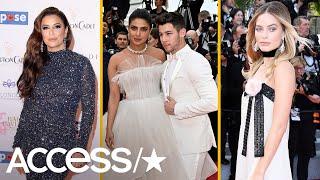 Priyanka Chopra, Margot Robbie & More Stars Stun At The 2019 Cannes Film Festival | Access
