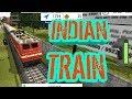 Jogos de trem jogar, dirigir para treinar jogo, indian Train Simulator GamePlay