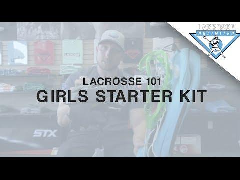 Girls Lacrosse Starter Kit
