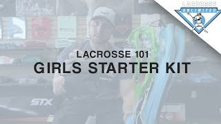 Girls Lacrosse Starter Kit