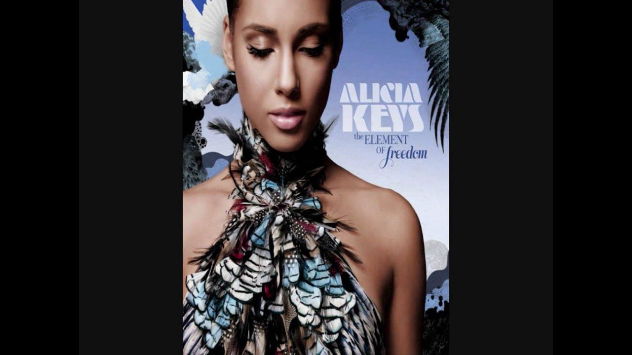 ALICIA KEYS - LESSON LEARNED LYRICS