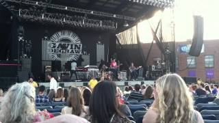"Andy Grammer - ""Fix You"" Cover - Charlotte, NC - 6/14/12"