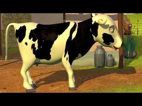 Señora Vaca - Canciones de la Granja de Zenón 1
