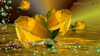 Here I Am - Air Supply(W/LYRICS)