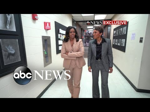 KJ Brooks - Michelle Obama Reveals Personal Stories