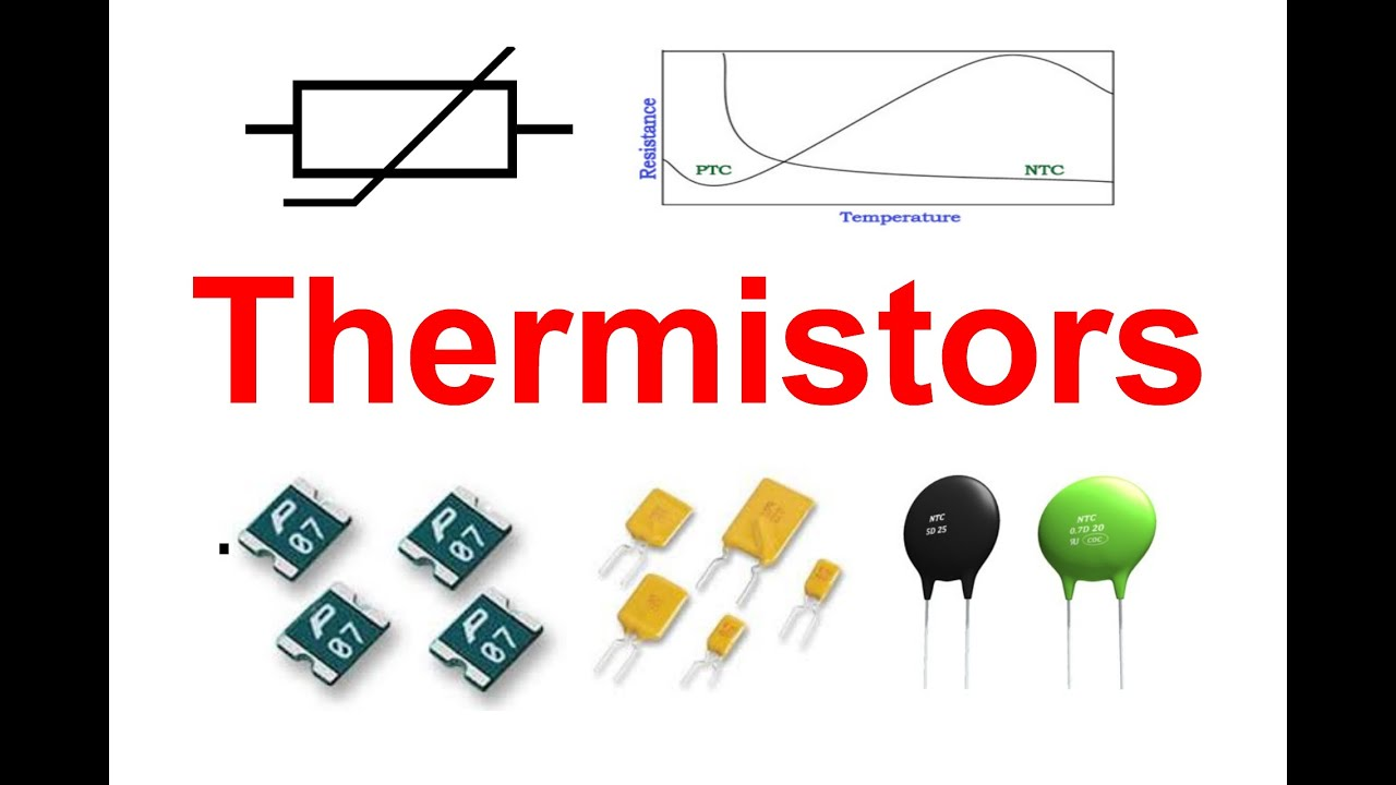 Thermistors - Common Use