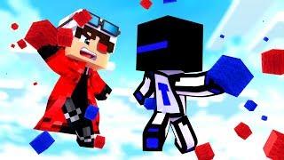 ИГРАЕМ В НОВЫЙ МИНИ РЕЖИМ WOOLBATTLE! БИТВА ШЕРСТЯНЫХ МЕШКОВ! Minecraft