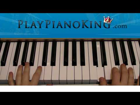 How to Play Nothin on you by B.O.B. ft. Bruno Mars Piano Tutorial