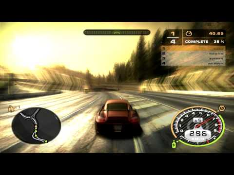 Need For Speed: Most Wanted Gameplay HD 6670 1gb DDR5