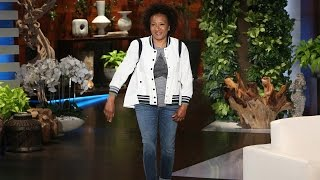 Wanda Sykes Spills Goldie Hawn's Workout Secrets