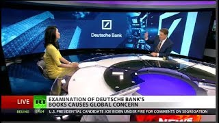 Exclusive: Deutsche Bank's collapse 'inevitable'