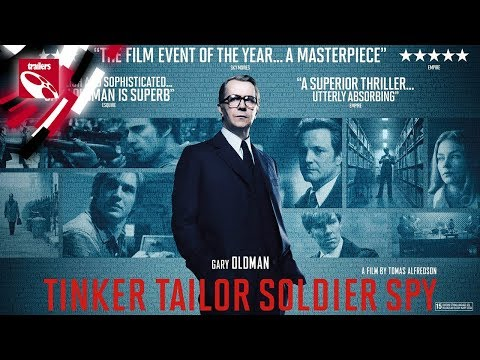 Tinker Taylor Soldier Spy - Trailer HD #English (2011)