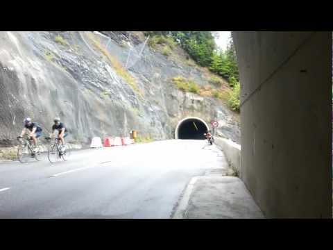 Tunnel Blasting Super Bike Style