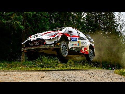 Ott Tänak ganó en el Rally más espectacular del año - WRC en Finlandia