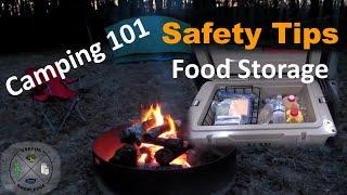 Camping 101 - Sąfe Food Storage | Useful Knowledge