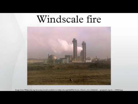 Windscale fire