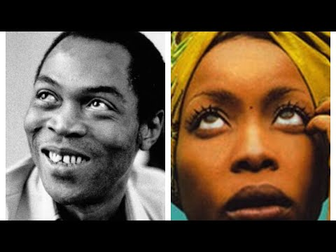 Erykah Badu to drop unreleased Fela Kuti songs!