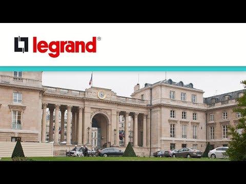 Prises Green'Up Access Legrand : l'Assemblée Nationale s'équipe pour ses voitures électriques