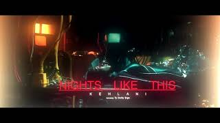 Kehlani - Nights Like This (feat. Ty Dolla $ign) (Acapella)