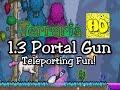 Terraria 1.3 Portal Gun (1.3 new items)