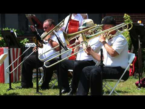 18th Army Band Reunion Concert Fort Devens